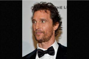 Mathew McConaughey Foto:Getty Images. Imagen Por: