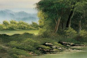 Foto:facebook.com/The-Joy-of-Painting-with-Bob-Ross-150008825045842. Imagen Por: