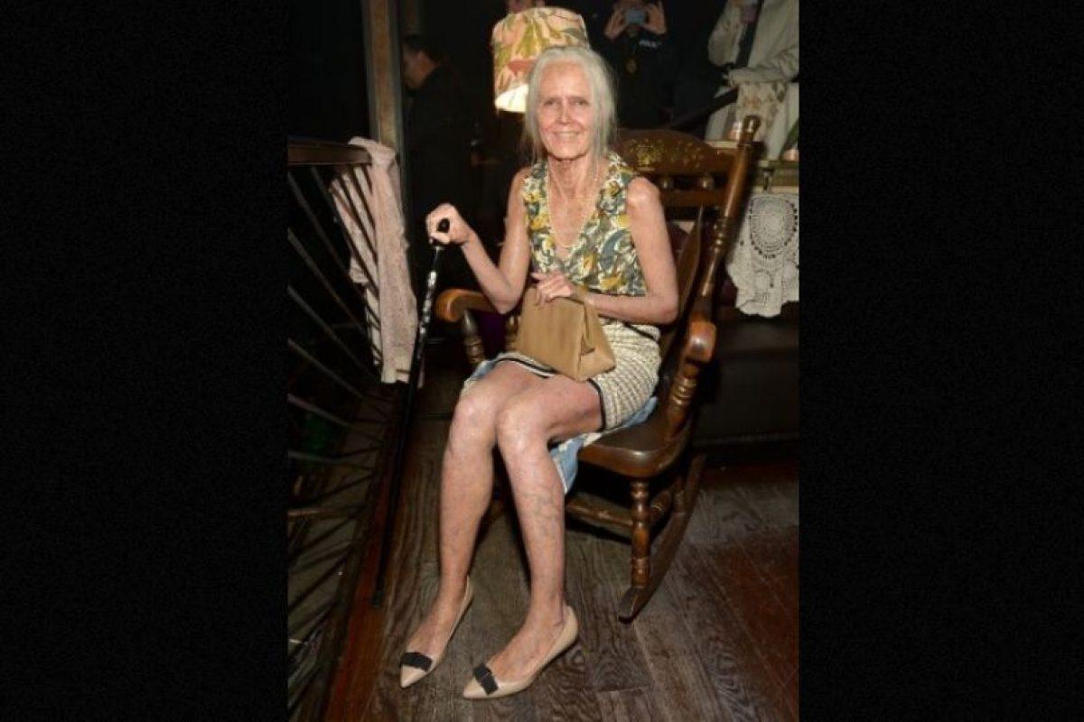 Esta anciana Foto:Getty Images. Imagen Por: