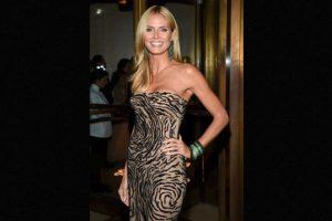Es la modelo Heidi Klum Foto:Getty Images. Imagen Por: