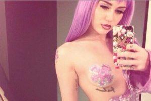 Lil' Kim Foto:Instagram/MileyCyrus. Imagen Por: