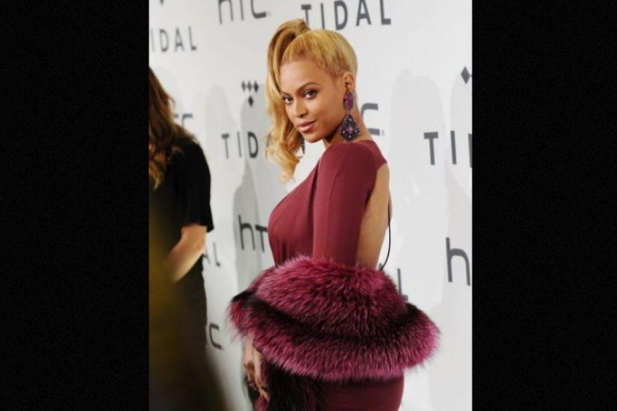 """Beyoncé se caracterizó como la integrante de los """"X-Men"""" Foto:Getty Images. Imagen Por:"""