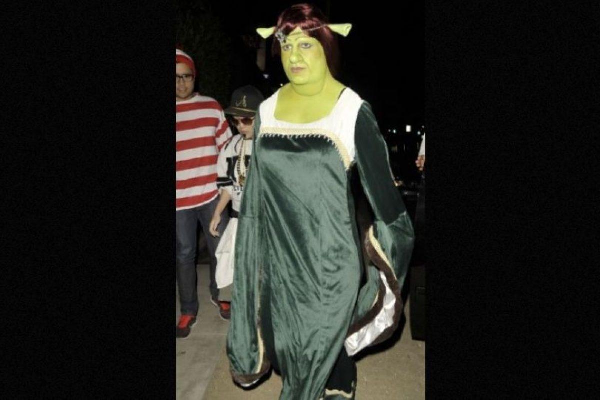 """""""Fiona"""" Foto:Getty Images. Imagen Por:"""