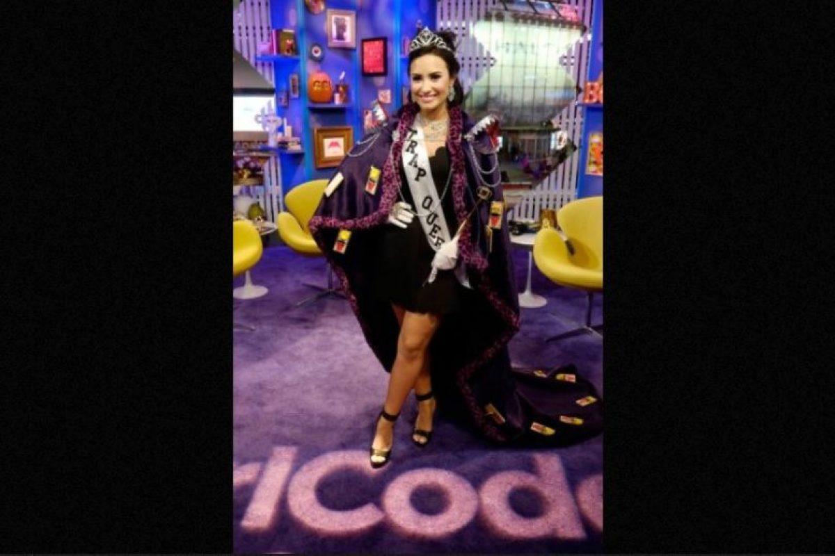 Es Demi Lovato Foto:Getty Images. Imagen Por: