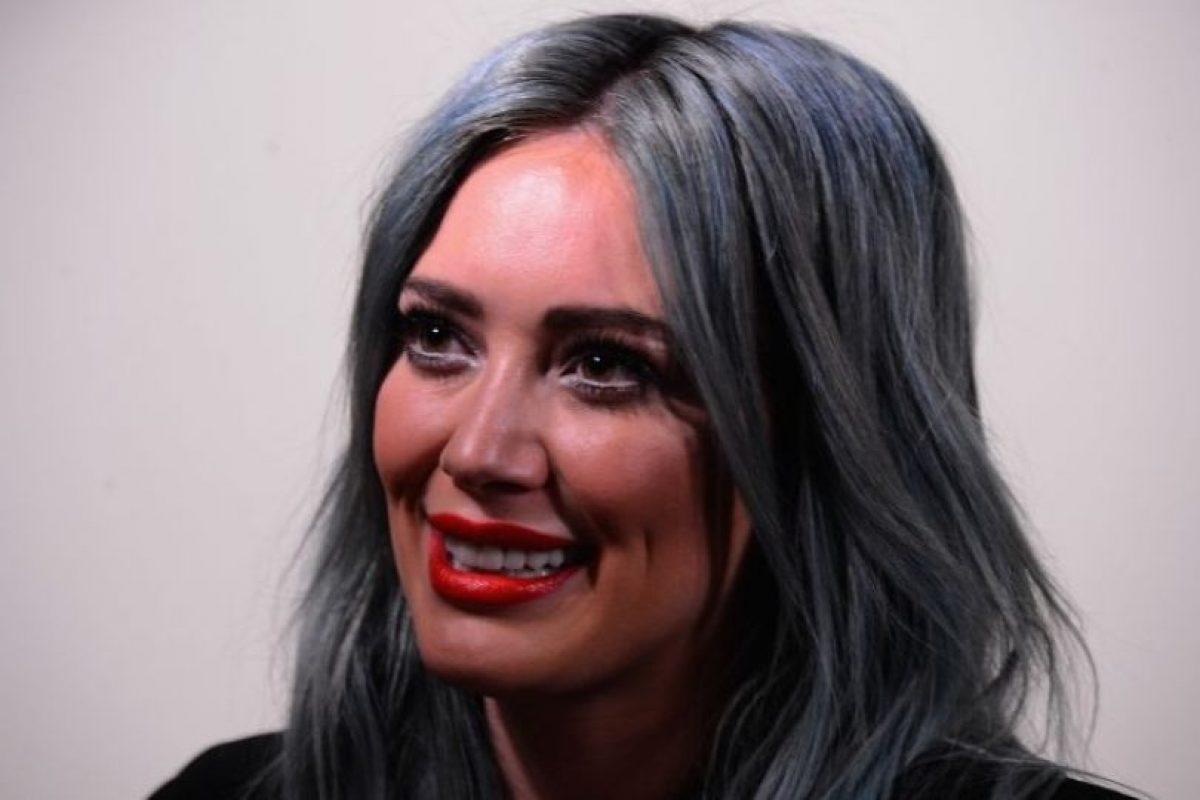 Es Hilary Duff Foto:Getty Images. Imagen Por:
