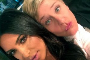 ¡Nooo! Es Ellen DeGeneres Foto:Instagram/theellenshow. Imagen Por: