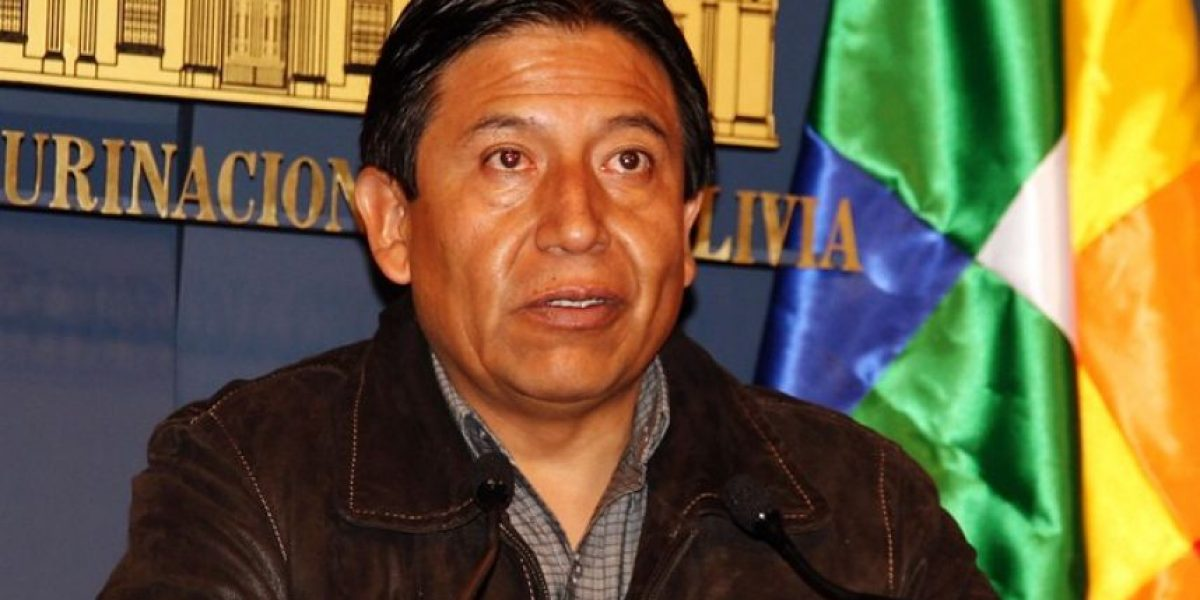 """Canciller boliviano en Chile: """"Tenemos la seguridad de que tenemos razón"""""""