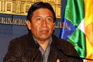 David Choquehuanca, ministro de Relaciones Exteriores de Bolivia Foto:Agencia Uno. Imagen Por: