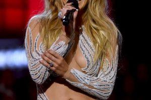 """La cantante también podría tener una """"gemela"""" Foto:Getty Images. Imagen Por:"""