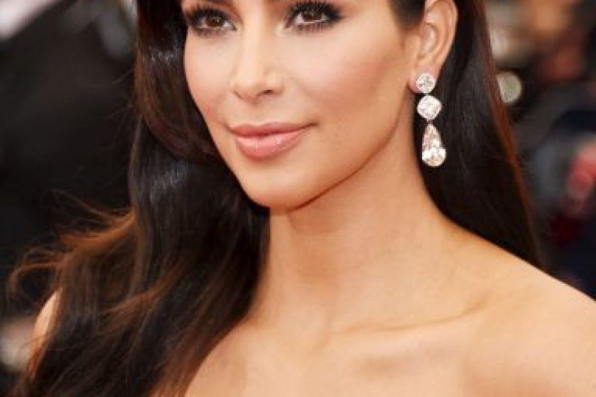 3. Kim Kardashian Foto:Getty Images. Imagen Por: