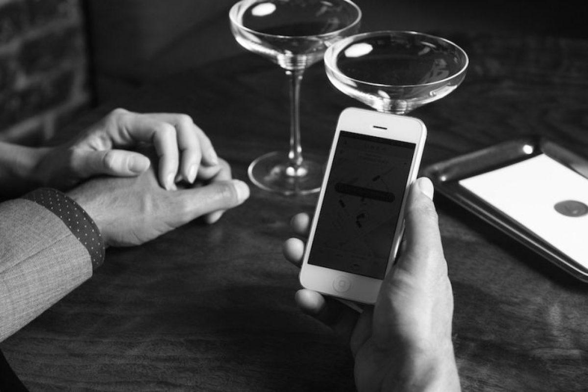 La aplicación está disponible para iPhone, Android y Windows Phone. Foto:Uber. Imagen Por:
