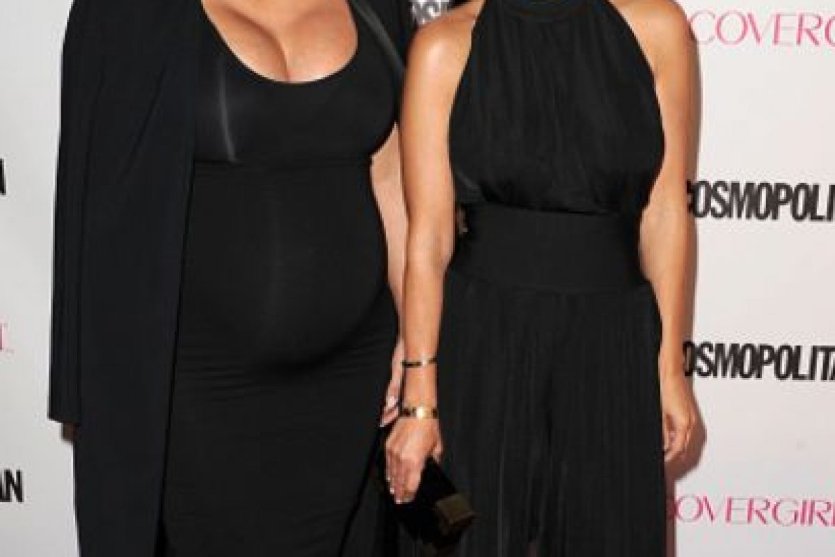 Y por supuesto, es cuidadosa a la hora de elegir sus looks. Foto:vía Getty Images. Imagen Por: