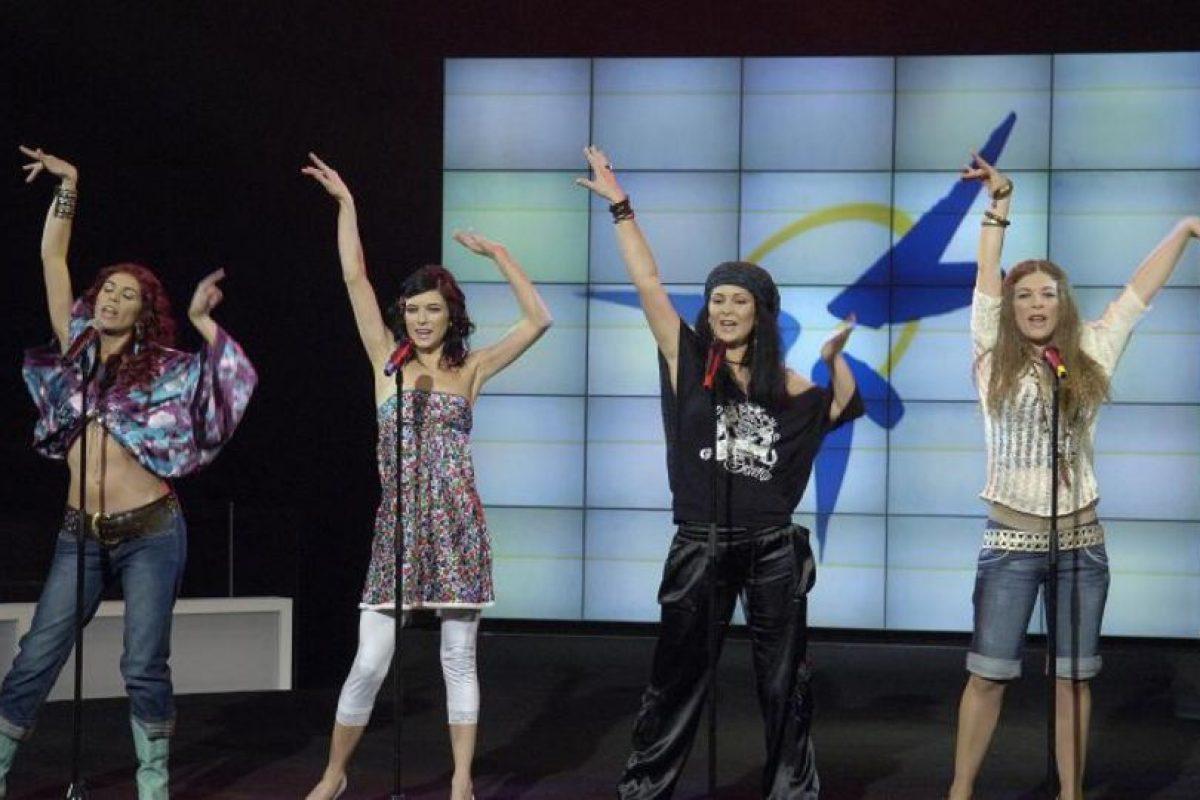"""Las hermanas Muñoz, hijas del guitarrista flamenco """"El Tomate"""" llegaron así a la fama. Foto:vía Facebook/Las Ketchup Oficial. Imagen Por:"""