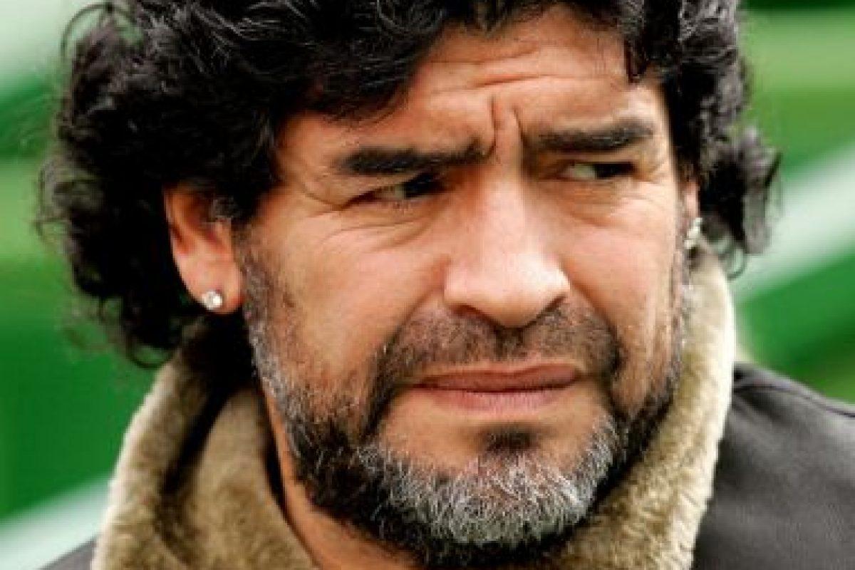 """Y un año después, fue estrenado el documental """"Maradona"""". Foto:Getty Images. Imagen Por:"""