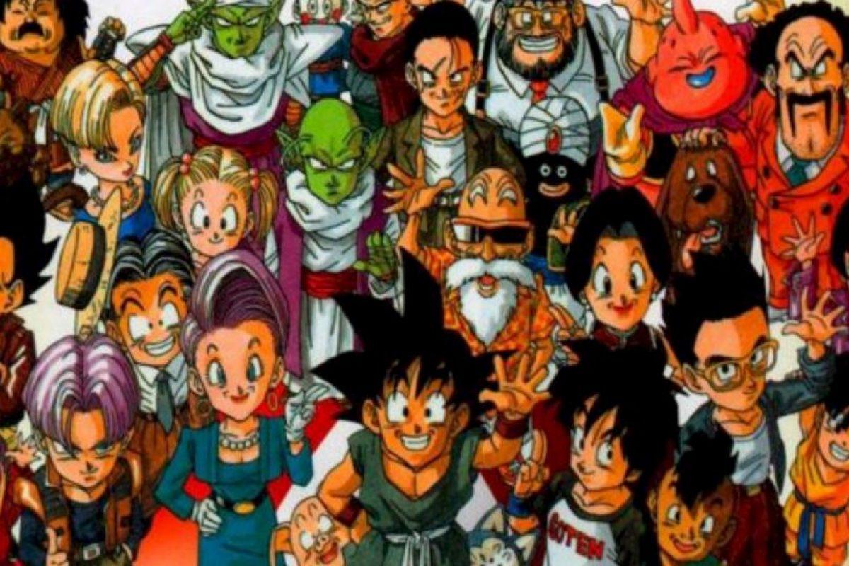 De esta manera se concluiría este periodo de Dragon Ball Z en una trilogía de películas. Foto:vía Toei. Imagen Por:
