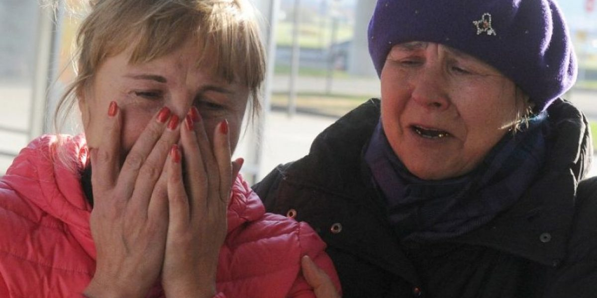 Los 224 ocupantes del avión ruso que se estrelló en Egipto murieron