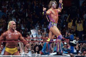 Ultimate Warrior Foto:WWE. Imagen Por: