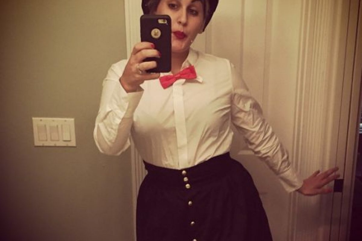 Mary Poppins Foto:Vía Instagram @peacelove_mimi. Imagen Por: