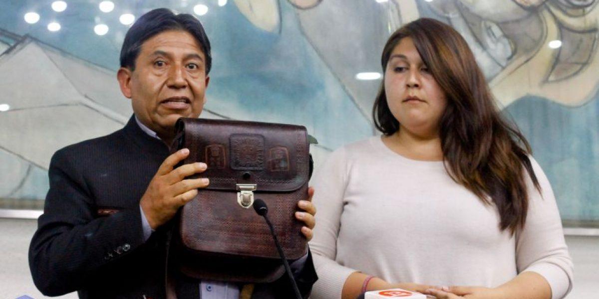 Canciller boliviano se mostró satisfecho por