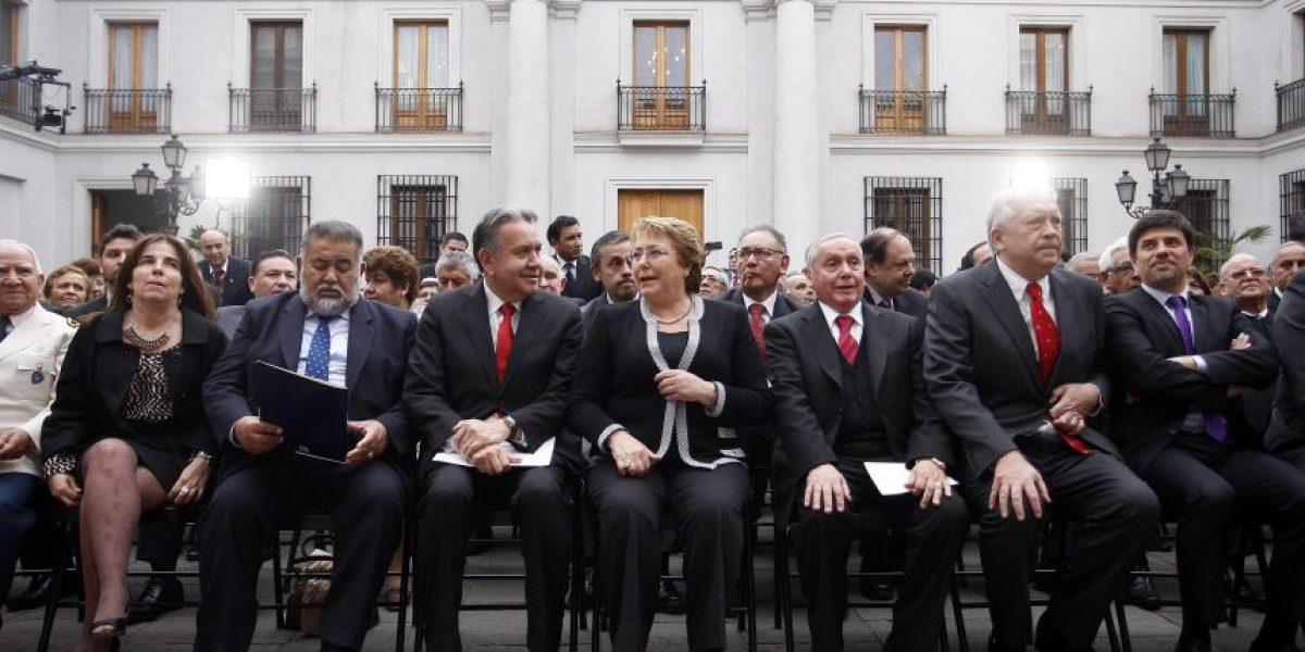 Presidente de iglesias evangélicas hizo inédita condena en La Moneda a colusión