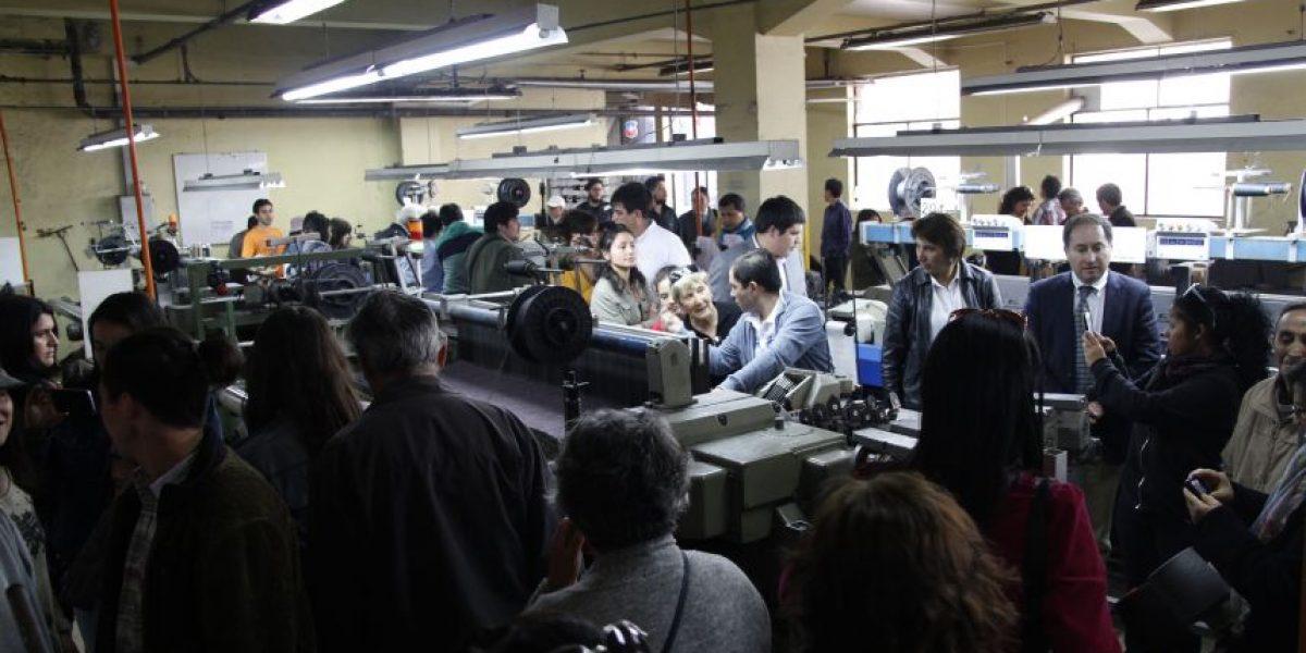 Visita guiada marca cumpleaños 150 de la clásica textil Bellavista Oveja Tomé
