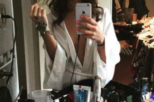 Se convirtió en una de las actrices de moda entre el público juvenil. Foto:vía instagram.com/basnicar. Imagen Por: