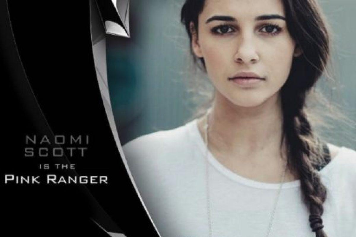 """El nombre de su personaje será """"Priya Patel"""" y se lucirá como la ranger rosa. Foto:vía instagram.com/powerrangersmovie. Imagen Por:"""