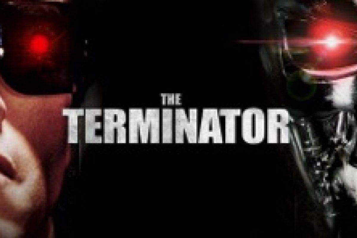 """The Terminator"". Foto:vía Netflix. Imagen Por:"