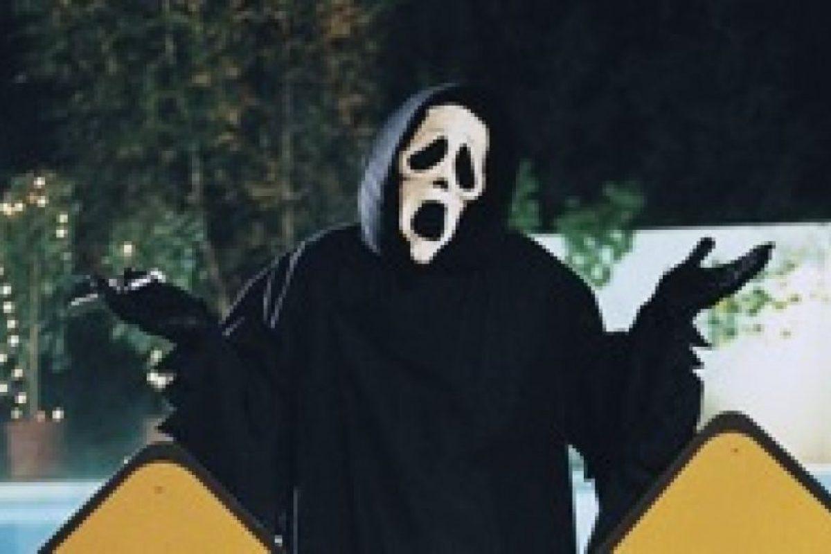 """""""Una película de miedo"""". Foto:vía Netflix. Imagen Por:"""