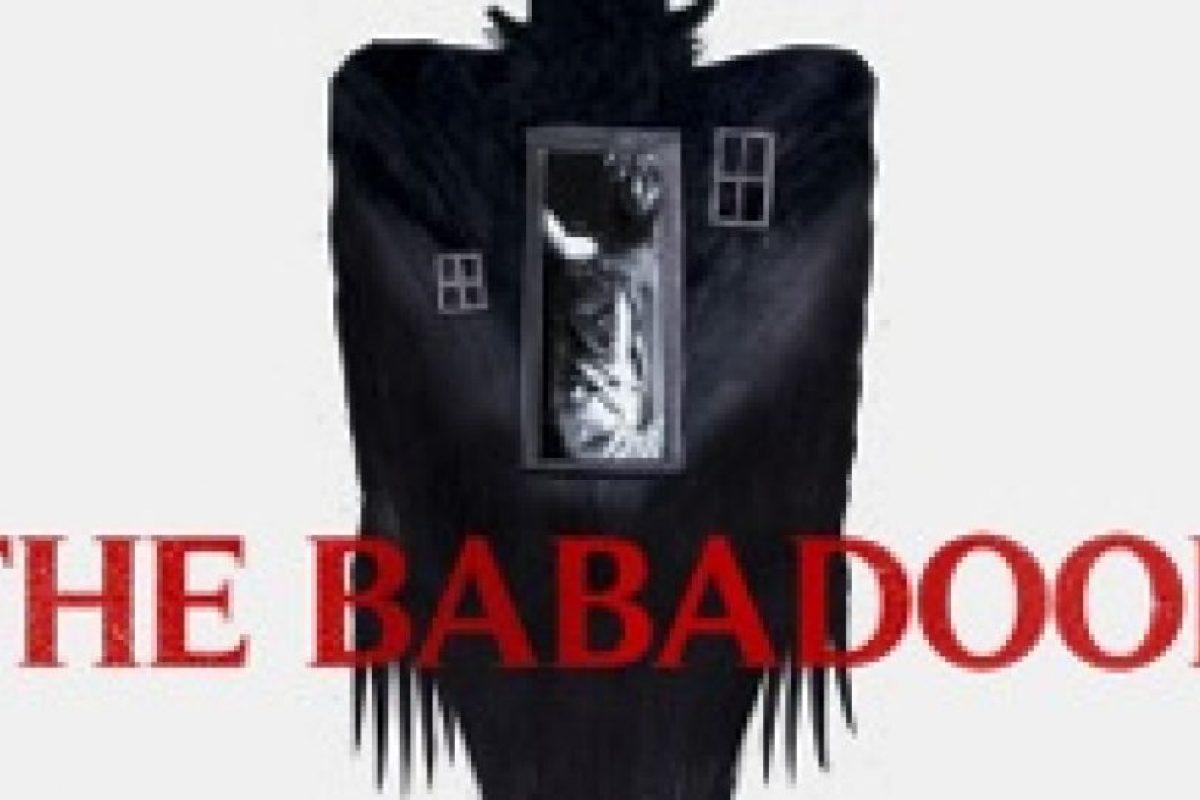 """""""The Babadook"""". Foto:vía Netflix. Imagen Por:"""