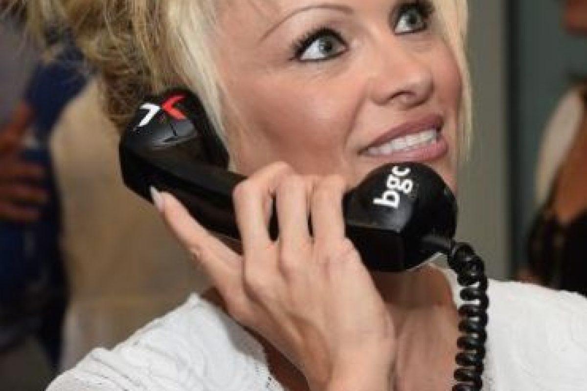 Pamela Anderson Foto:Getty Images. Imagen Por: