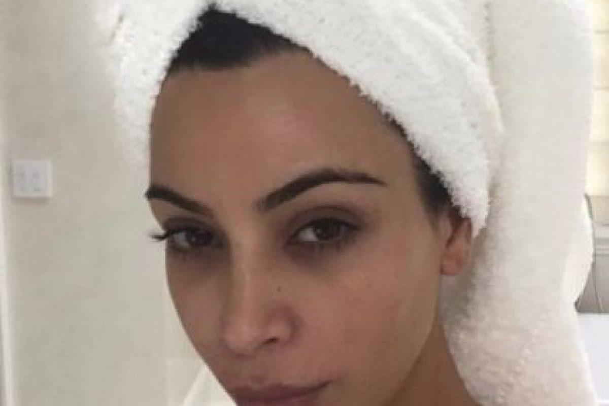 Kim Kardashian Foto:vía instagram.com/kimkardashian. Imagen Por: