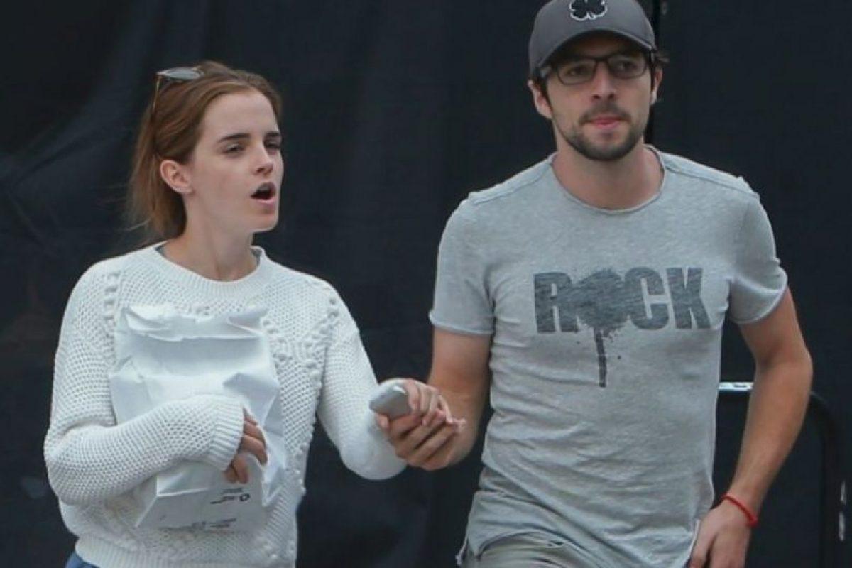 Emma Watson Foto:The Grosby Group. Imagen Por: