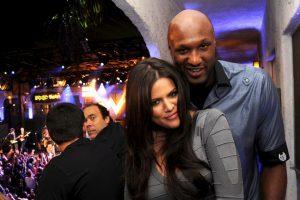 En 2009, Khloé Kardashian y Lamar Odom se casaron a tan solo cuatro semanas de conocerse Foto:Getty Images. Imagen Por: