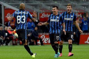 SERIE A: Inter de Milán vs. Roma en el Estadio Giuseppe Meazza Foto:Getty Images. Imagen Por: