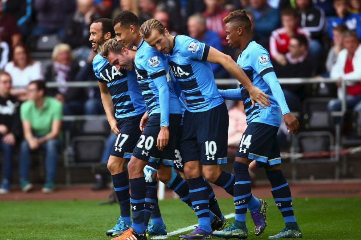PREMIER LEAGUE: Swansea Stadium vs. Arsenal en Liberty Stadium Foto:Getty Images. Imagen Por: