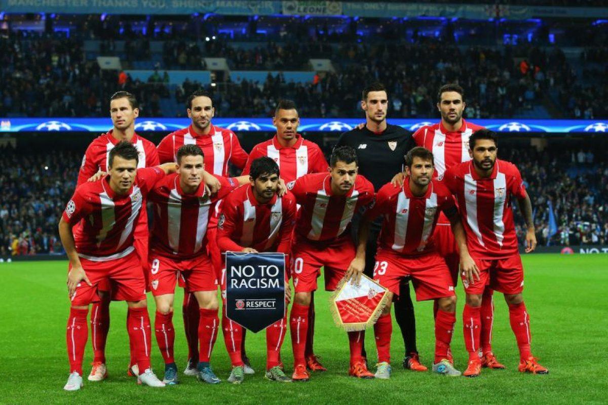 LIGA BBVA: Sevilla vs. Real Madrid en el Estadio Ramón Sánchez Pizjuán Foto:Getty Images. Imagen Por: