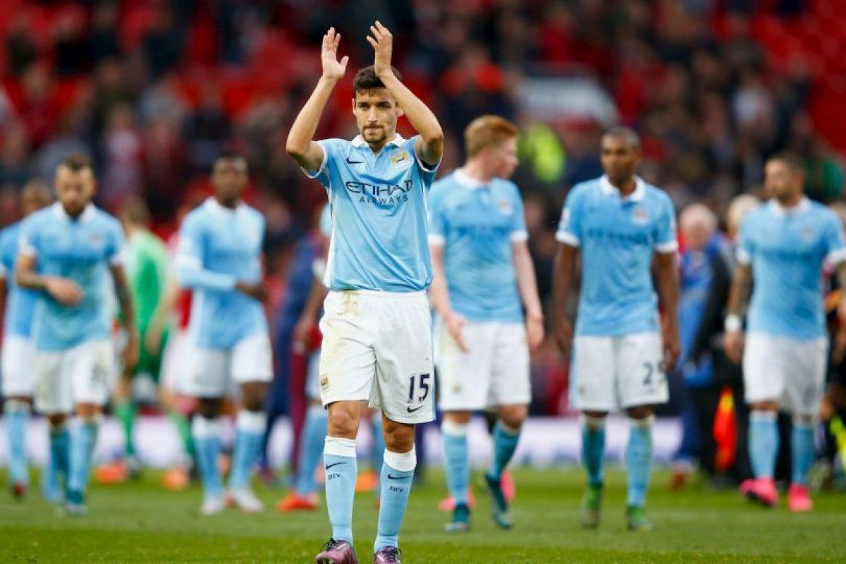 PREMIER LEAGUE: Manchester City vs. Norwich City en Etihad Stadium Foto:Getty Images. Imagen Por: