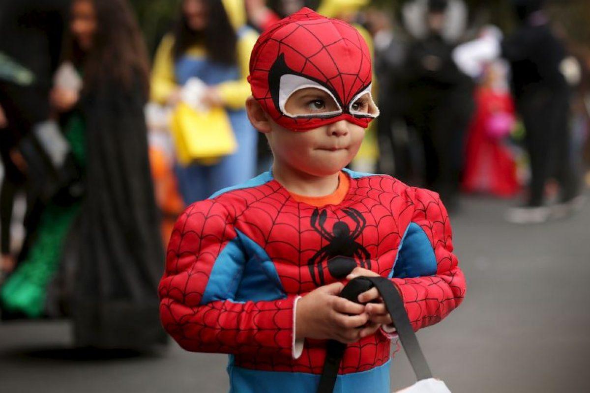 Spider-Man Foto:Getty Images. Imagen Por: