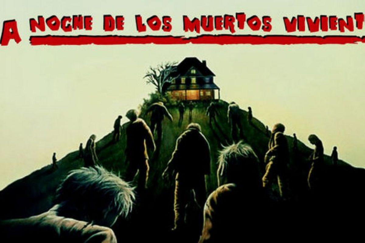 La noche de los muertos vivientes. Foto:vía Netflix. Imagen Por: