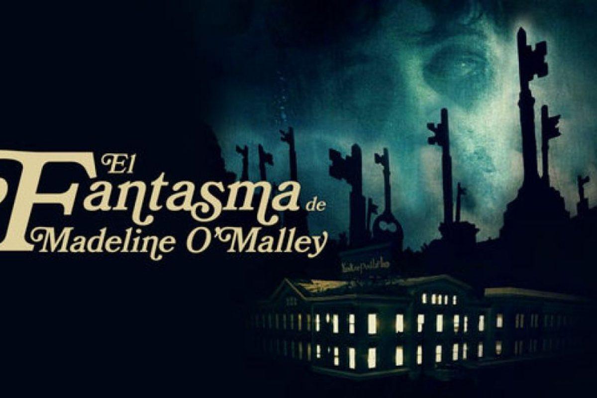 El fantasma de Madeline O'Malley. Foto:vía Netflix. Imagen Por: