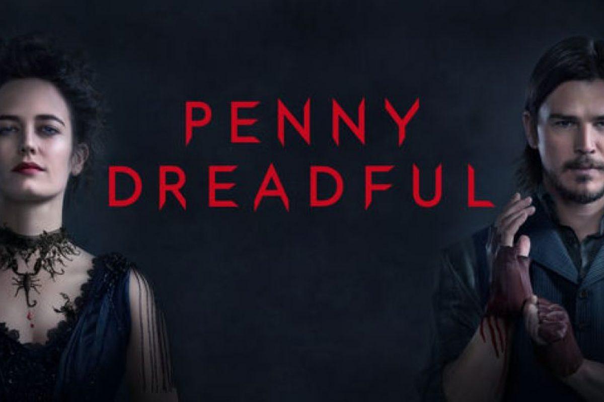 """""""Penny Dreadful"""". Foto:vía Netflix. Imagen Por:"""