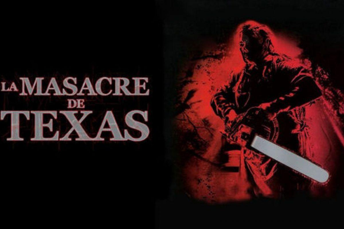 """Masacre en Texas"". Foto:vía Netflix. Imagen Por:"