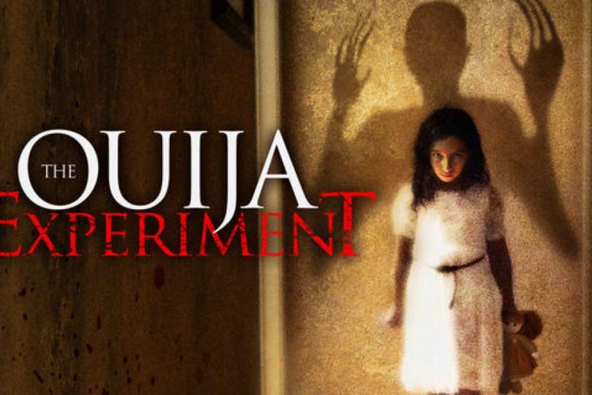 """The Ouija experiment"". Foto:vía Netflix. Imagen Por:"