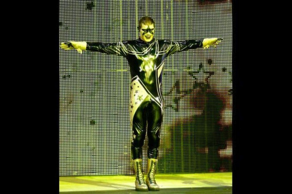 Stardust Foto:WWE. Imagen Por:
