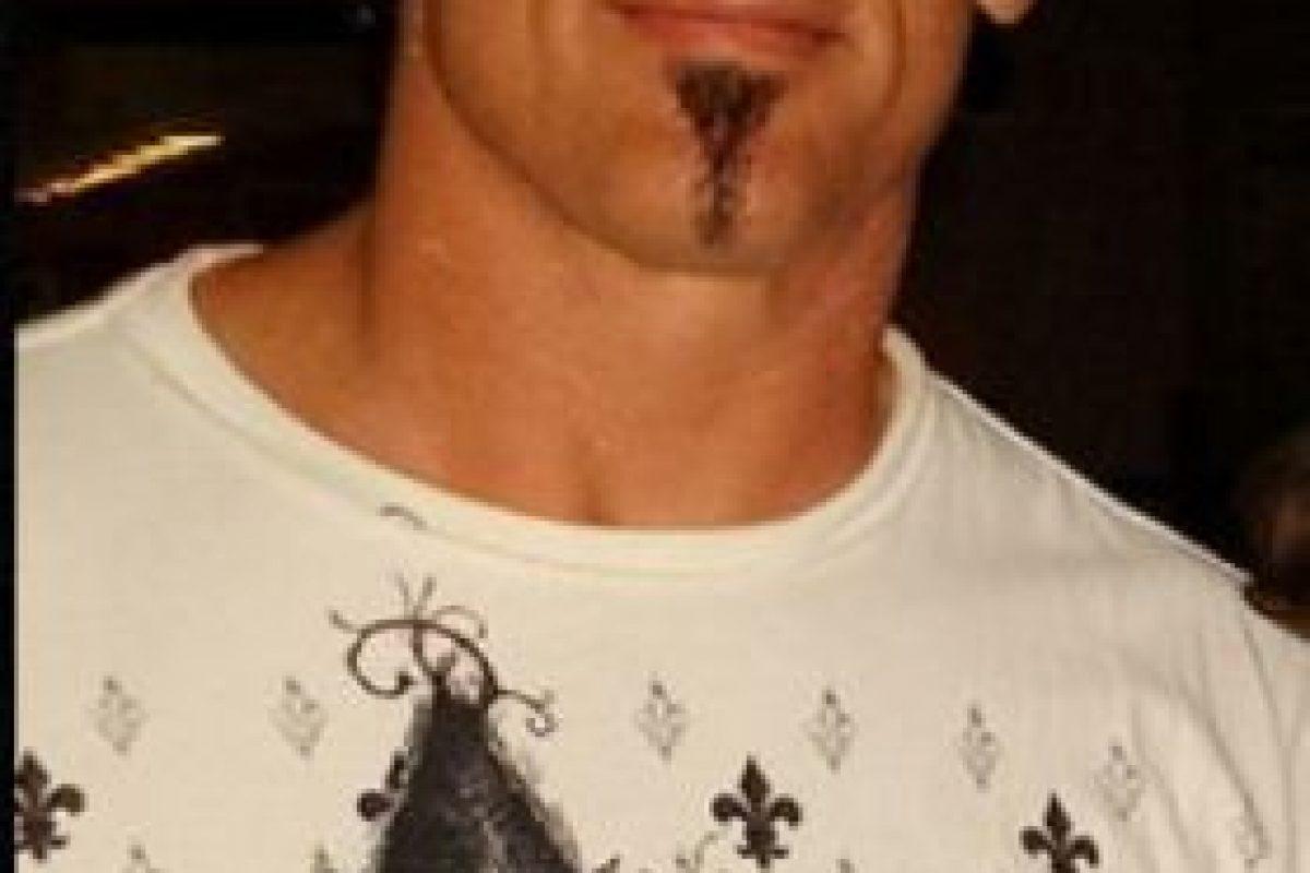 Así luce con el rostro sin pintura Foto:WWE. Imagen Por: