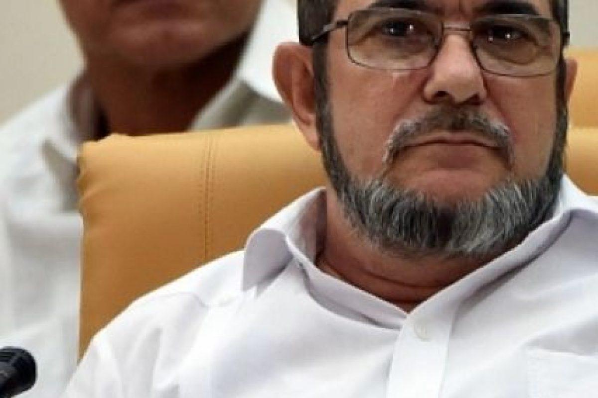 """Timoleón Jiménez, alias """"Timochenko"""", es el comandante en jefe de las Fuerzas Armadas Revolucionarias de Colombia, las FARC. Foto:vía Getty Images. Imagen Por:"""