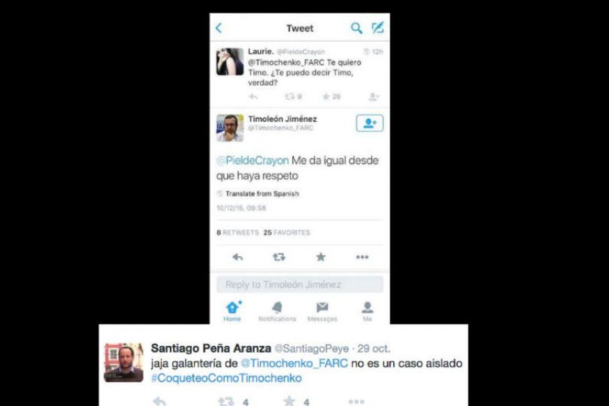 Otros tuiteros recordaron el historial amigable de uno de los grupos terroristas más peligrosos de Colombia. Foto:vía Twitter. Imagen Por:
