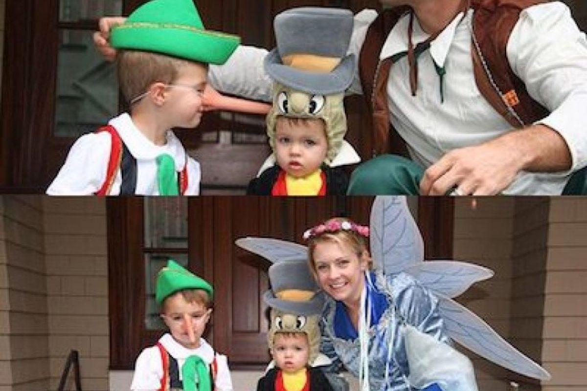 Melissa Joan Hart y familia Foto:Instagram.com. Imagen Por: