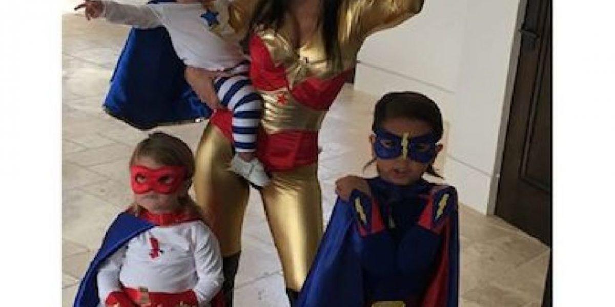 Ellos ganaron: Los hijos de las celebridades muestran sus trajes de Halloween